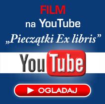Oglądnij film na youtube o exlibrisach.