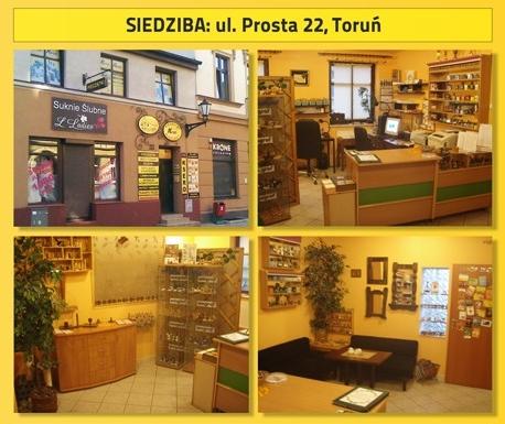 Firma Kikuś siedziba w Toruniu