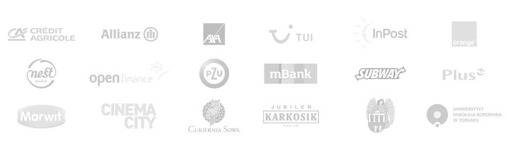 Firmy, które zaufały firmie KIKUŚ.